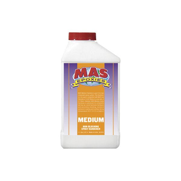 MAS Epoxies Medium Hardener, Pint