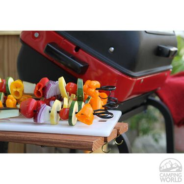 Easy Street Supreme Cart Electric BBQ Grill