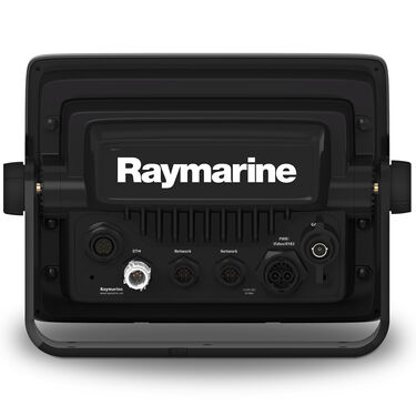 "Raymarine a98 9"" MFD Combo With US LNC Vector Charts And CHIRP/DownVision Sonar"