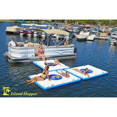 Island Hopper Swim Dock And Platform