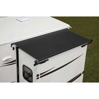 """Replacement Fabric for Dometic Deluxe EZ Slidetopper, Black, 66"""""""