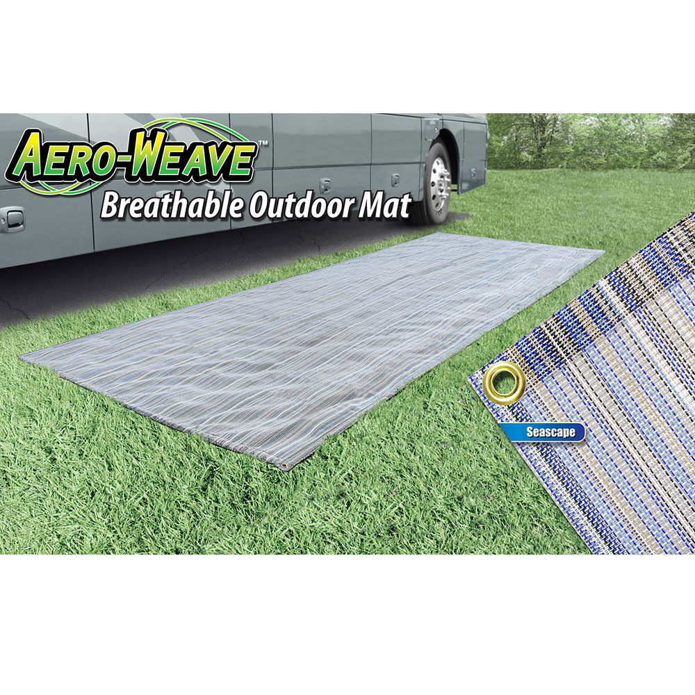 Prest O Fit Aero Weave Breathable Outdoor Mat Camping World