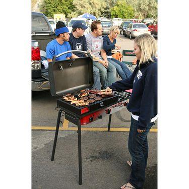Camp Chef Gas Grill Three Burner Stove