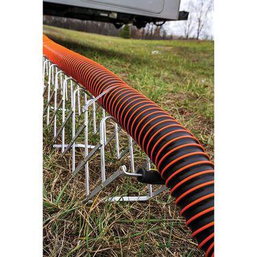Aluminum Sewer Hose Support, 15'