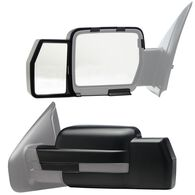 K Source Snap & Zap Towing Mirrors and Replacement Glass