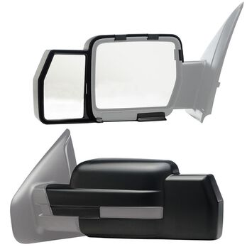 K Source Snap Amp Zap Towing Mirrors And Replacement Glass