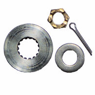 Prop Nut Kit, for use with Yamaha outboards 70 and 90hp '84 and later