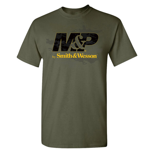 Smith & Wesson Men's M&P Tech Revolution Short-Sleeve Tee