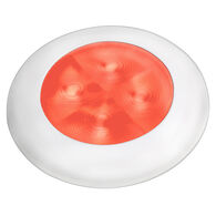 Hella Marine LED Round Courtesy Light, Red