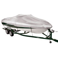 Covermate 150 Mooring and Storage Boat Cover for 12'-14' V-Hull Fishing Boat