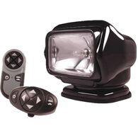 GoLight Stryker Permanent Mount Model with Wireless Hand-Held Remote – Black