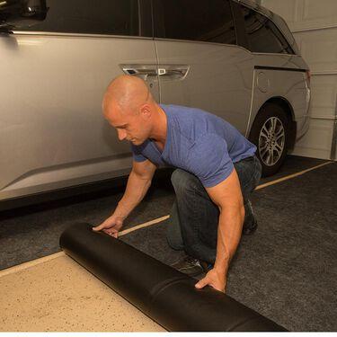 Garage Floor Mat - 17 Feet