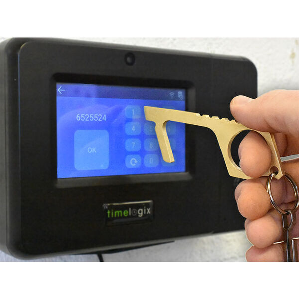 Milspin No-Touch Covid Key