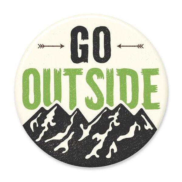 Go Outside Big Magnet