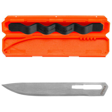 Gerber Vital Big Game Folder Replacement Drop Point Blades
