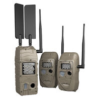 Cuddeback CuddeLink Cell Trail Camera Starter Kit 2+1, Verizon LTE