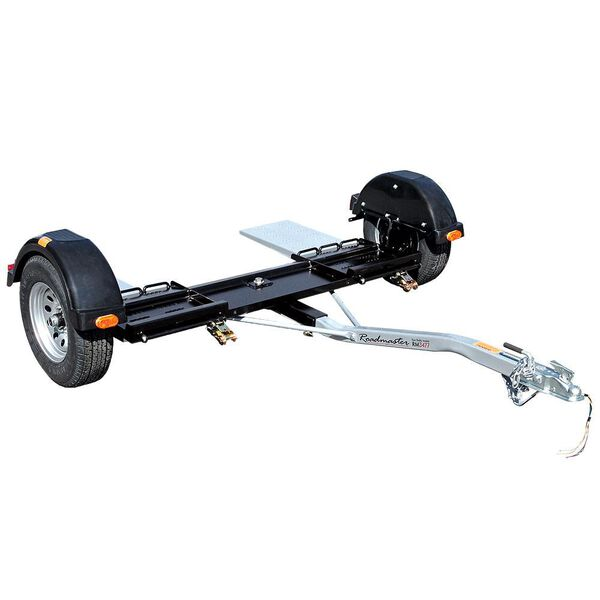 Roadmaster Adjustable Tow Dolly with Electric Brakes