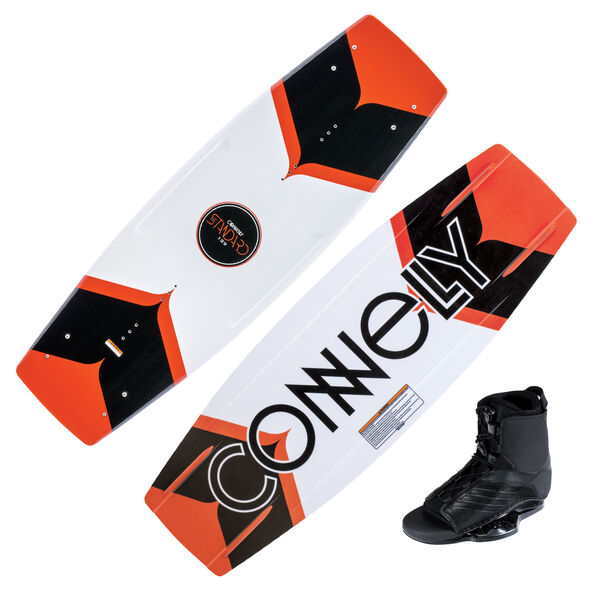 Connelly Standard Wakeboard With Draft Bindings