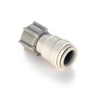 """Female Swivel Connector - 3/8"""" CTS X 1/2"""" NPS - 35 Series"""