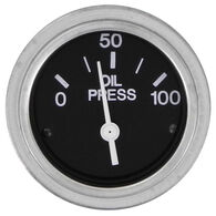 "Sierra 2"" Oil Pressure Gauge, Sierra Part #80181P"