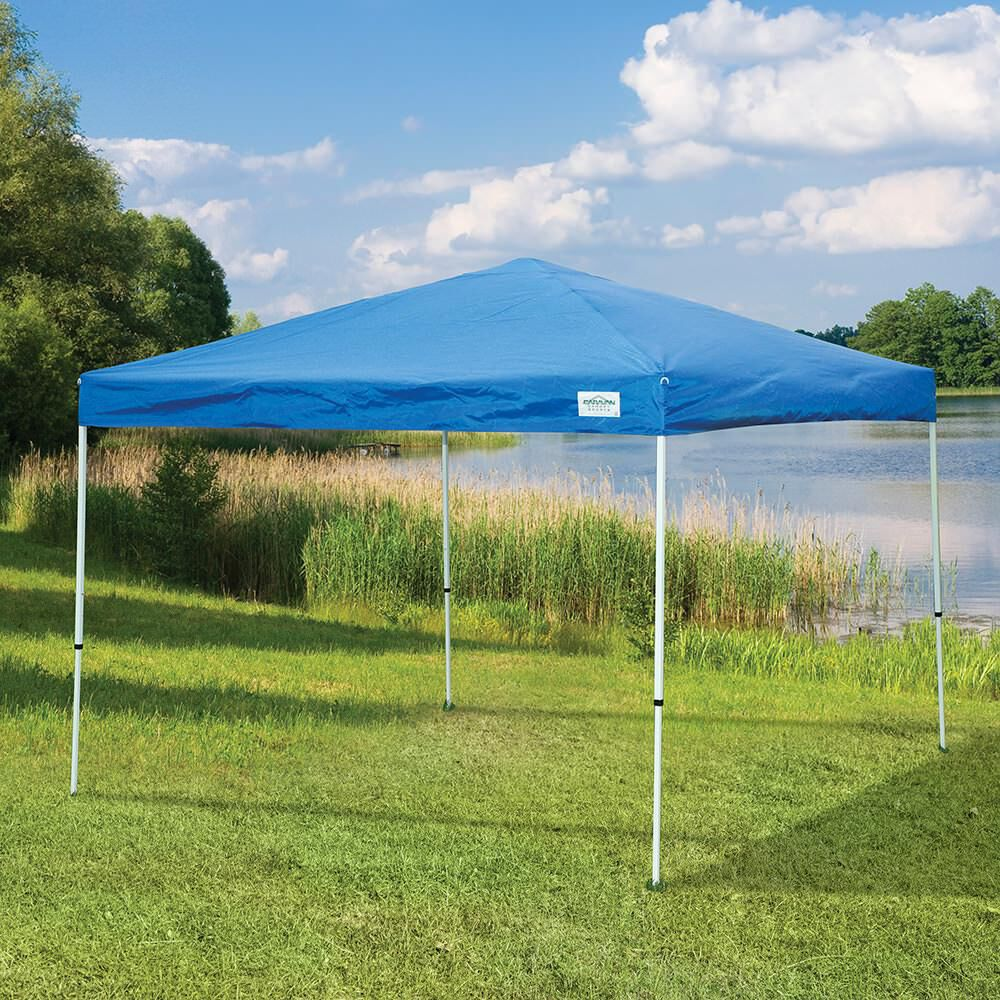 Caravan 10 X 10 Straight Leg Canopy Camping World