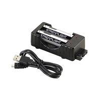 Streamlight 18650 USB Battery Charger Kit For PolyTac X, ProTac HL-X Flashlights