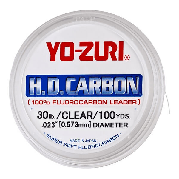 Yo-Zuri Carbon Fluorocarbon Leader Line