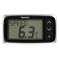 Raymarine i40 Speed Display System with Thru-Hull Transducer