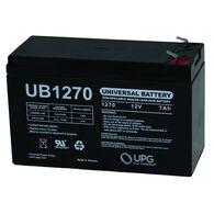 Universal Power Group 12V 7Ah Lead Battery