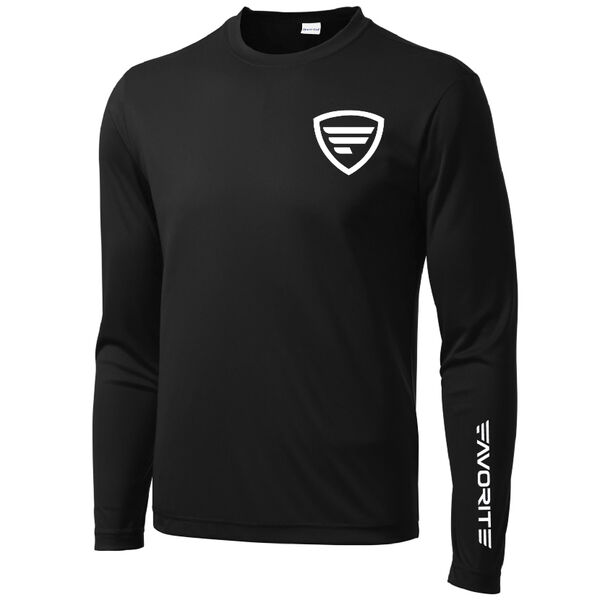 Favorite Fishing Performance Long-Sleeve T-Shirt