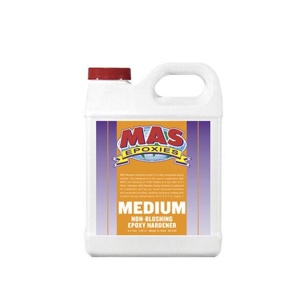 MAS Epoxies Medium Hardener, Quart