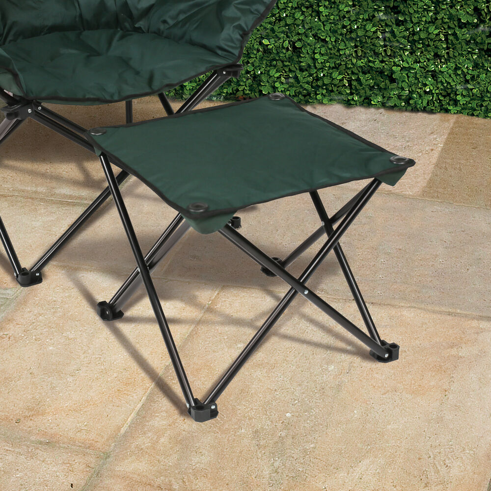 Astounding Outdoor Folding Ottoman Ocoug Best Dining Table And Chair Ideas Images Ocougorg