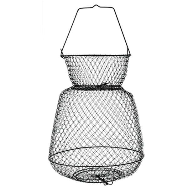Eagle Claw Wire Fish Basket, Jumbo