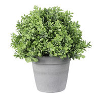 """Young's 9.5"""" Artificial Potted Plant"""