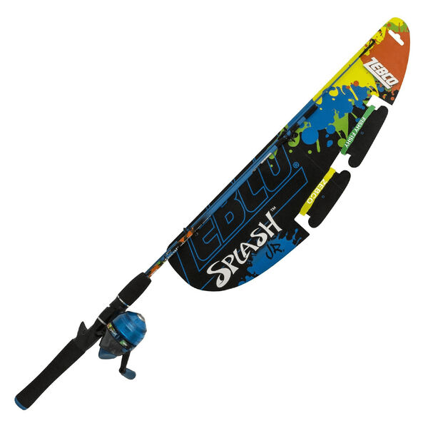 Zebco Splash Jr. Spin Rod