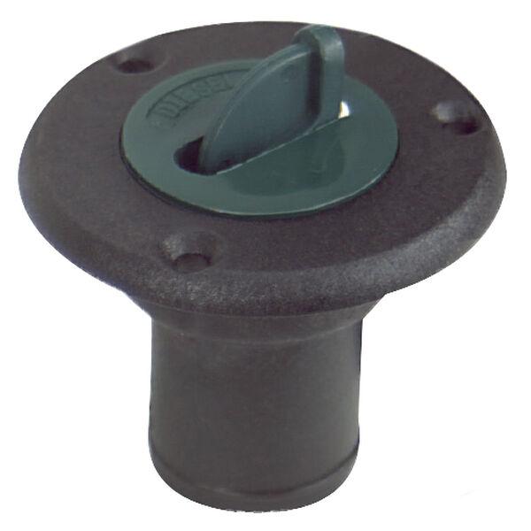 Whitecap Nylon Diesel Hose Deck Fill with Green Cap