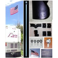 16 Ft. Fiberglass Flagpole Buddy Kit
