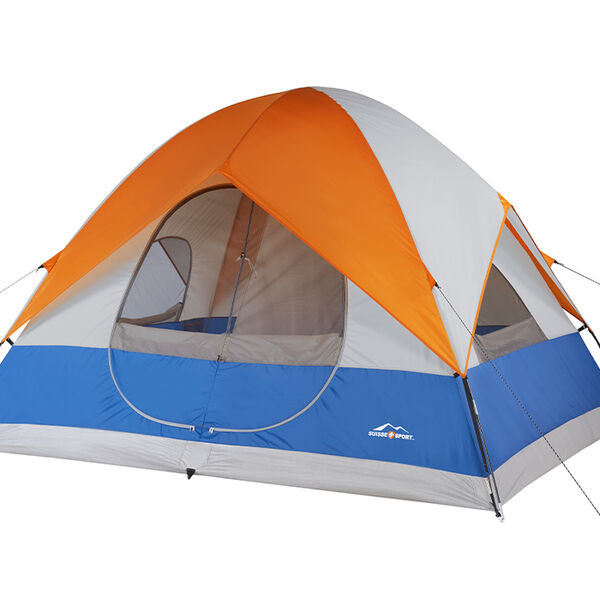 NorthCrest 2-Room 5-Person Tent