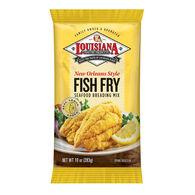 Louisiana Fish Fry New Orleans Style Fish Fry Breading, 10-Oz.
