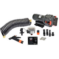 Johnson Pump Aqua Jet 5.2 12V Washdown Pump Kit