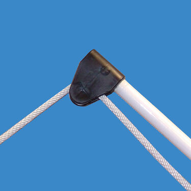 Premium Mooring Whips 18' - 48,000 lbs