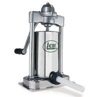 LEM 5-lb. Stainless Steel Vertical Sausage Stuffer