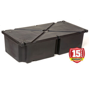 "Dockmate Float Drum, 24""H x 3' x 6'"