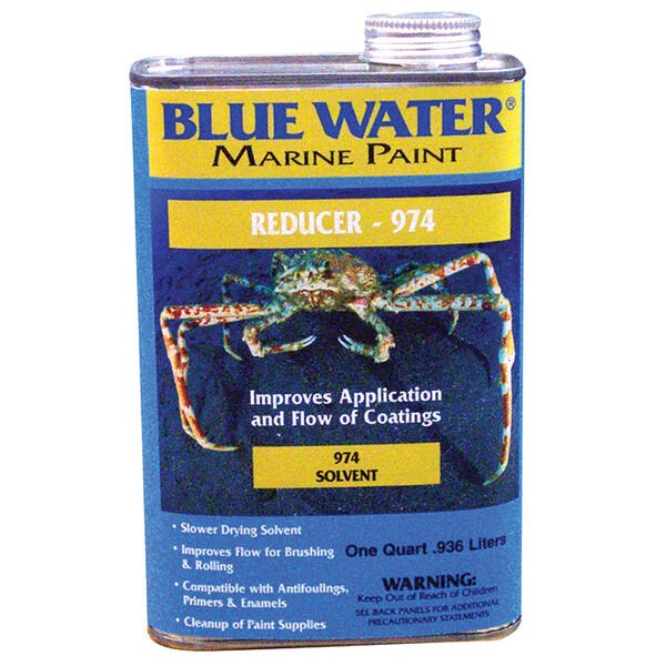 Blue Water Thinner 974, Gallon