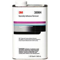 3M Specialty Adhesive Remover, Quart
