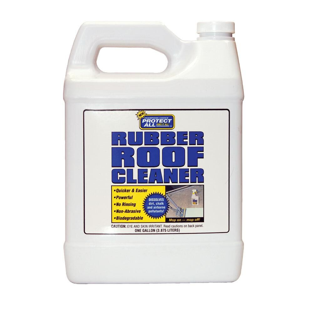 Protect All Rubber Roof Cleaner Gallon Camping World