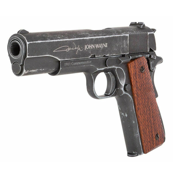 Air Venturi John Wayne 1911 CO2 BB Pistol, .177 Cal.