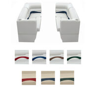 Toonmate Premium Pontoon Furniture Package, Cozy Front Seat Group