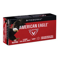 Federal Premium American Eagle Rifle Ammunition, .224 Valkyrie, 75-gr., TMJ