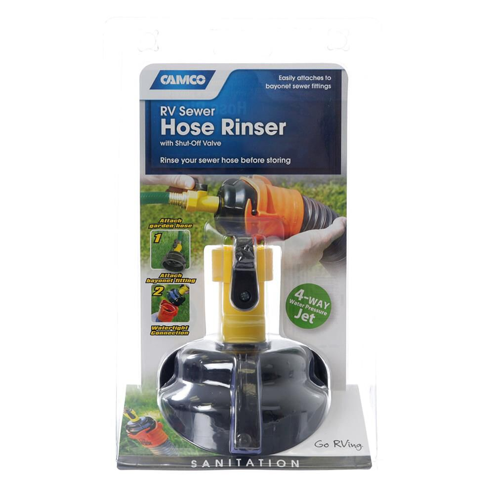 Camco Sewer Hose Rinse Cap Camping World